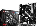MSI Z270 Krait Gaming ATX LGA1151 DDR4 3PCI-E16 3PCI-E1 USB3.1 CrossFire SLI Motherboard (Z270 KRAIT GAMING)